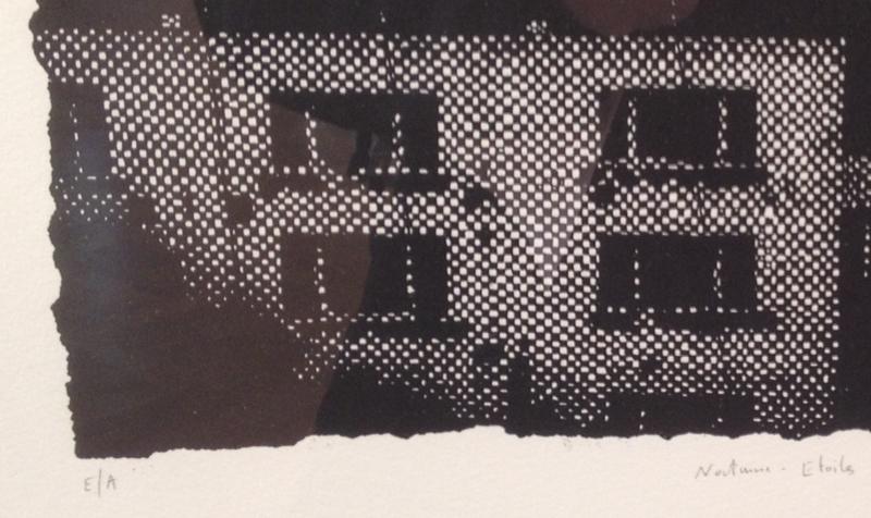 Linogravure... comment c'est fait ? Detail-trame